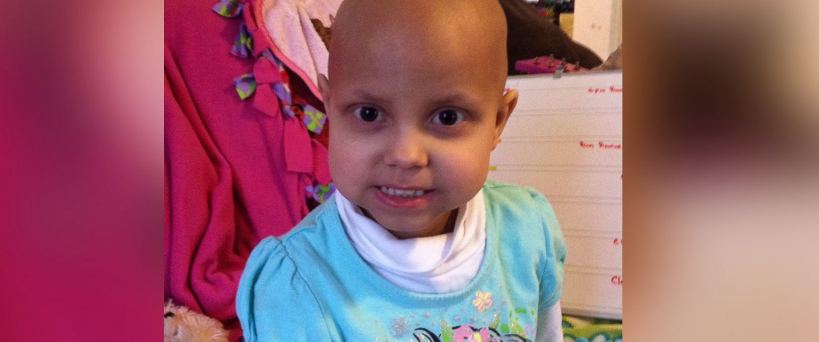 PHOTO: Brielle Kelly, who had a fantasy princess party last year during her treatment for cancer, has died. The Pennsylvania girl was five years old.
