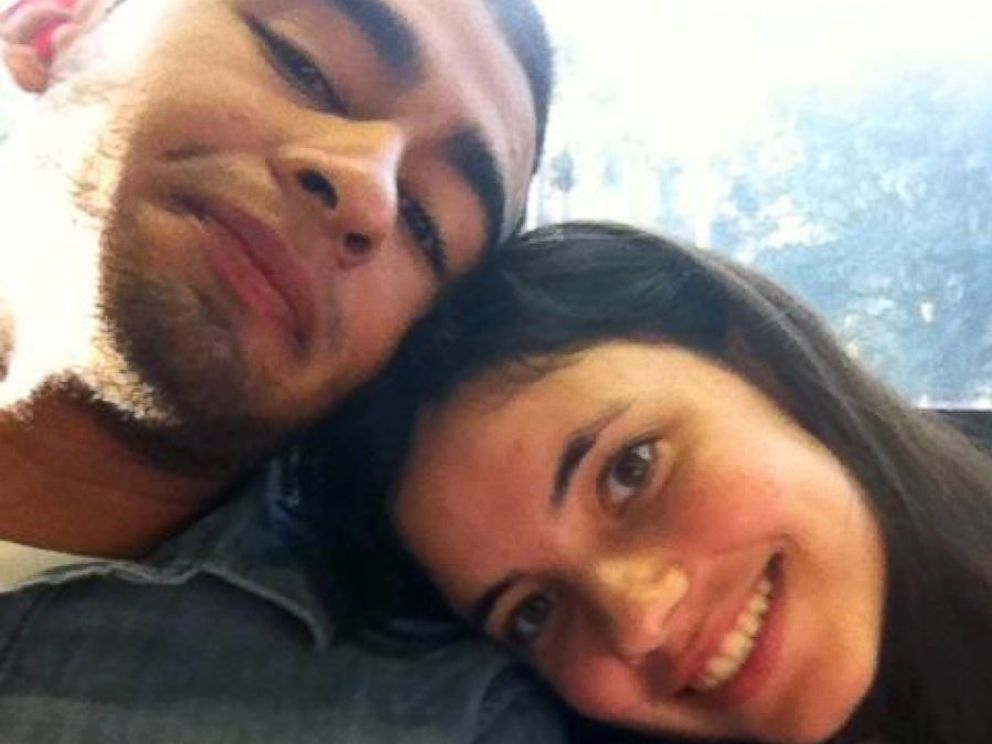 PHOTO: Erika Friman, right, started dating Christian Aguilar, left, after she broke up with Pedro Bravo.