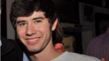 PHOTO: Missing LSU student Christopher Broussard was found dead in overturned truck on the highway, Aug. 28, 2013.