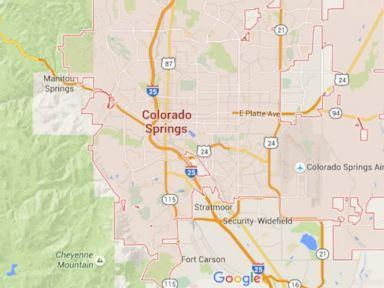 PHOTO: An active shooter was reported in Colorado Springs, Colo., Nov. 27, 2015.