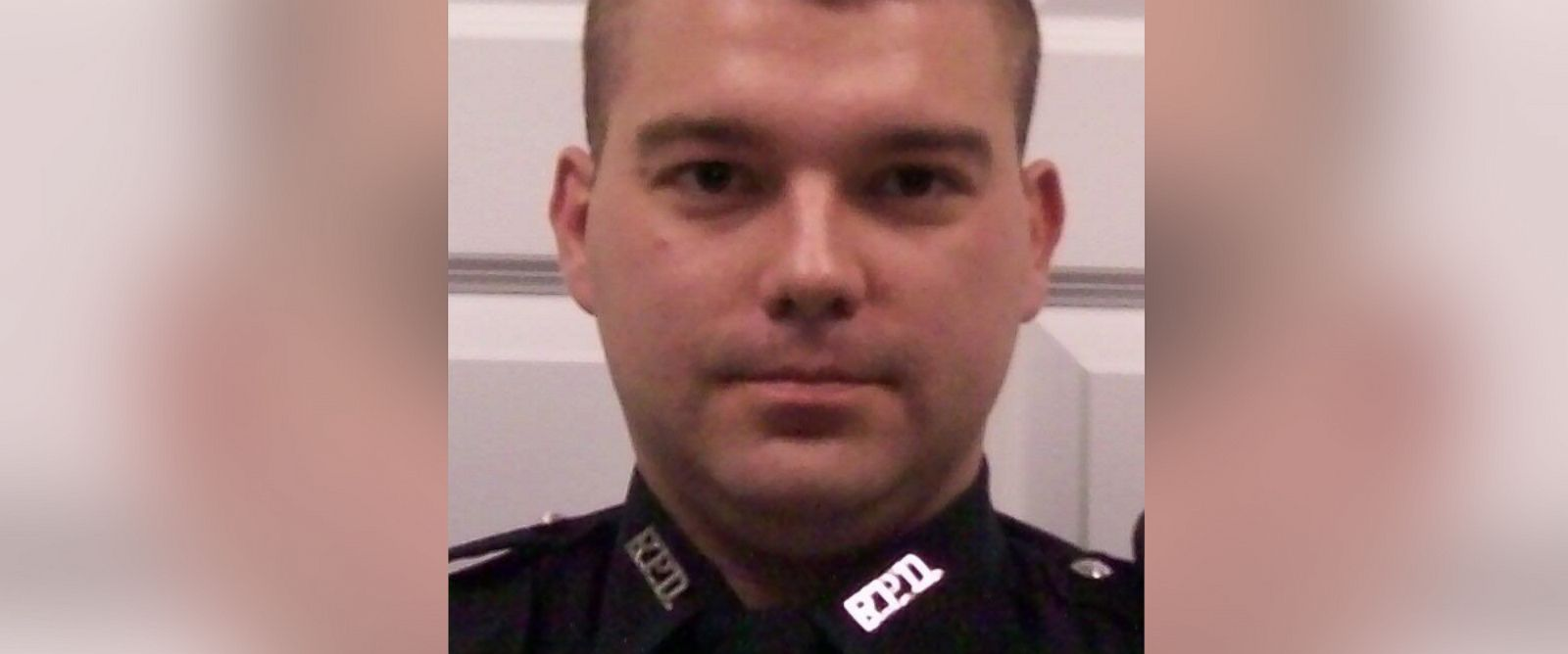 PHOTO: Richmond, KY Police Officer Daniel Ellis has died in hospital after being shot in the head on Wednesday while he was pursuing a suspect.