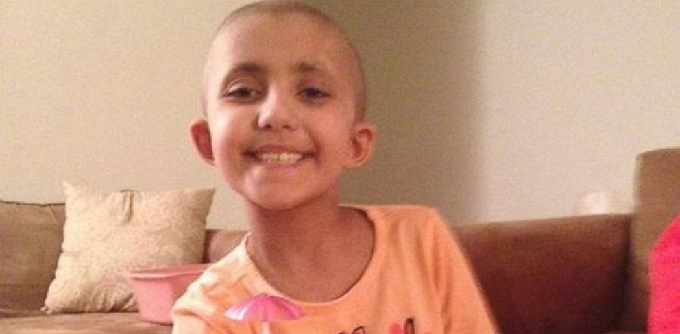PHOTO: Delaney Brown, 8, passed away from Leukemia.