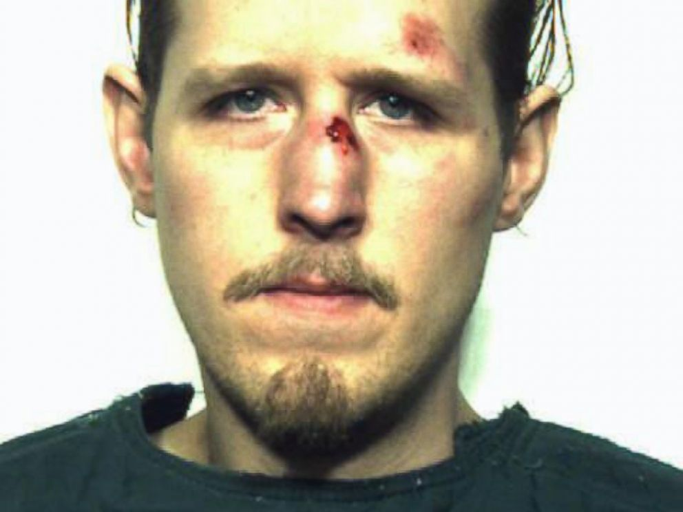 PHOTO: Eric Frein is seen in this booking photo, Oct. 31, 2014.
