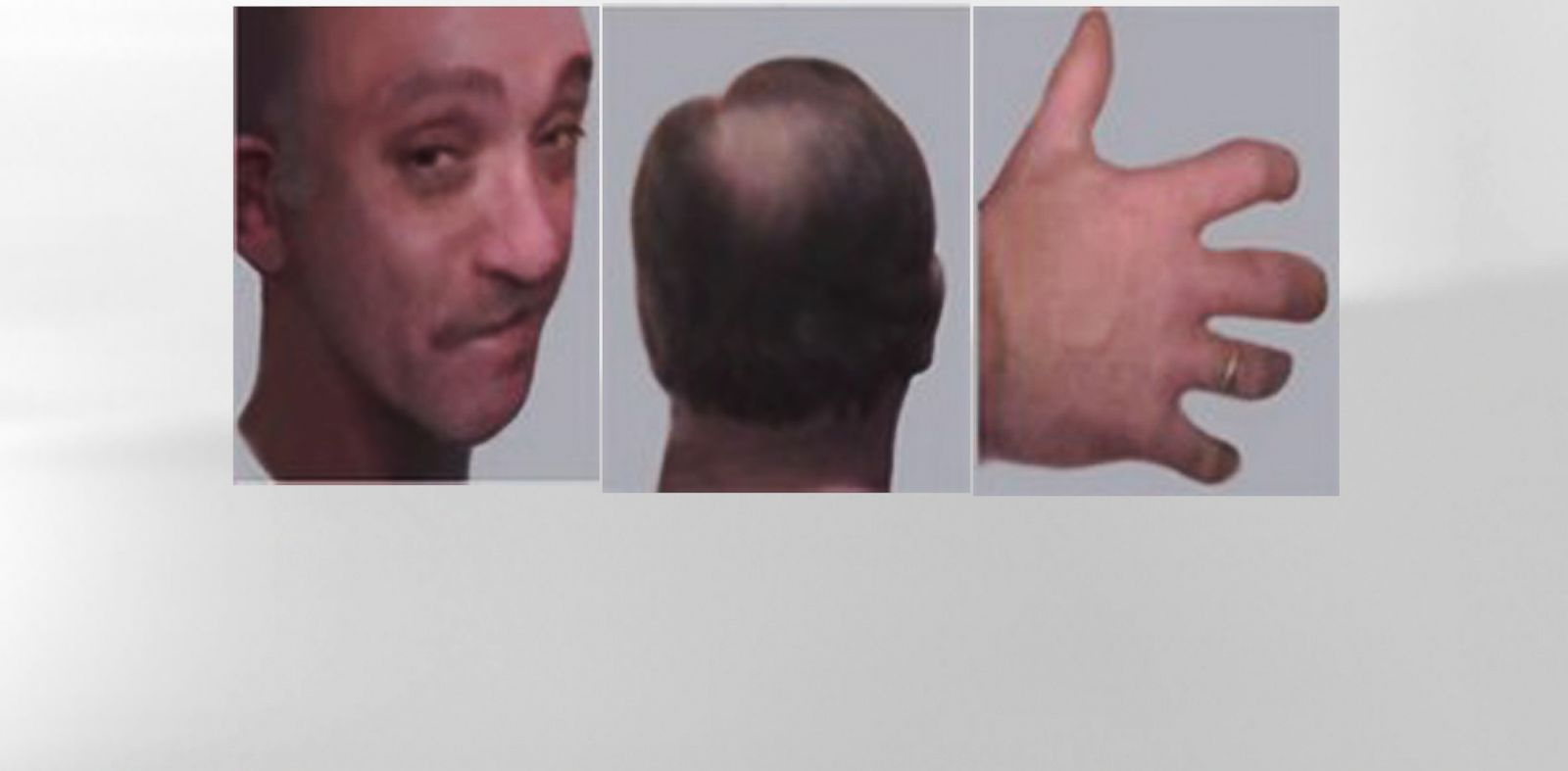 PHOTO: An unknown individual known as John Doe 27 seen here in this photo is described as a white male, likely between the ages of 40 and 50, with brown hair, graying sideburns, and a bald spot.