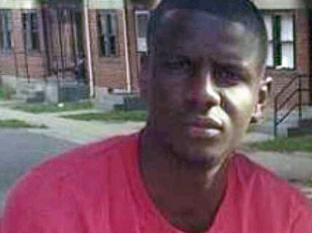 PHOTO: Freddie Grey, pictured in this undated photo, died Sunday, one week after he was arrested in Baltimore.
