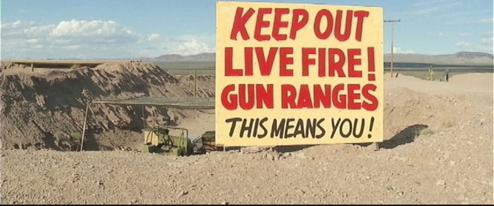 PHOTO: A fatal shooting occurred at a gun range located at Last Stop Arizona, Aug. 25, 2014.