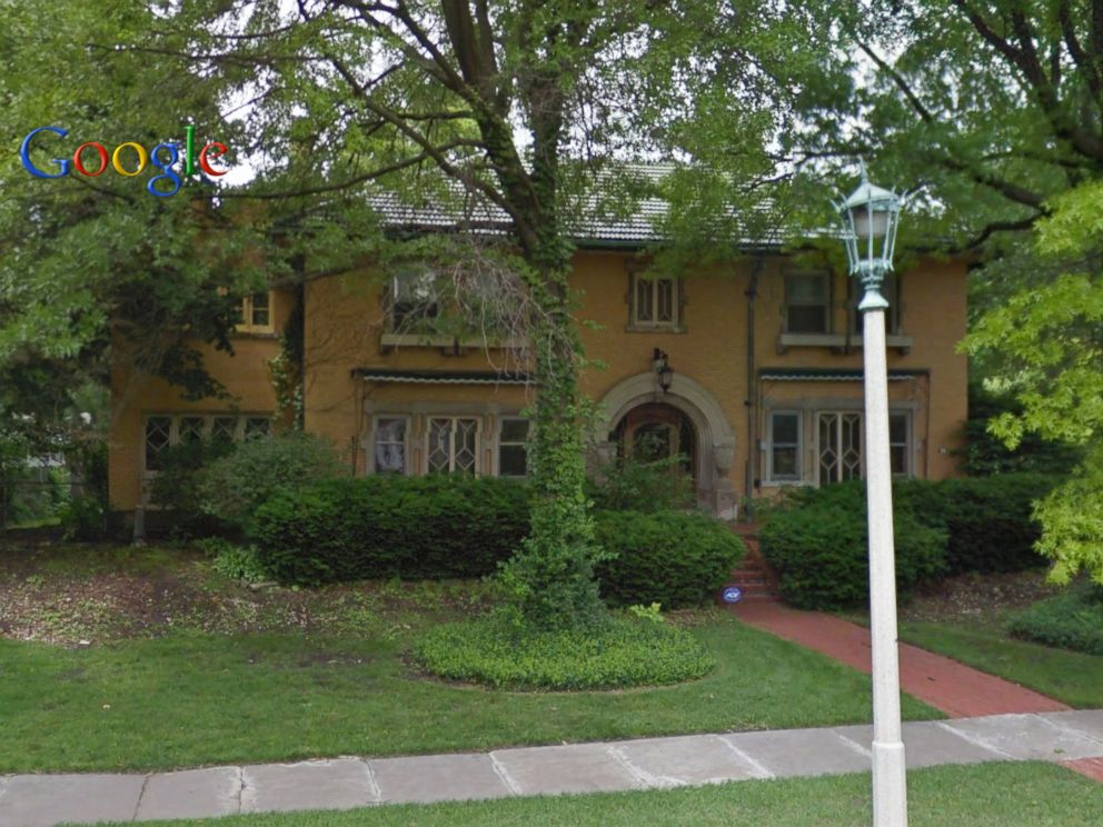 PHOTO:The Oak Park, Illinois home where Sheila von Weise-Mack once lived with her family.