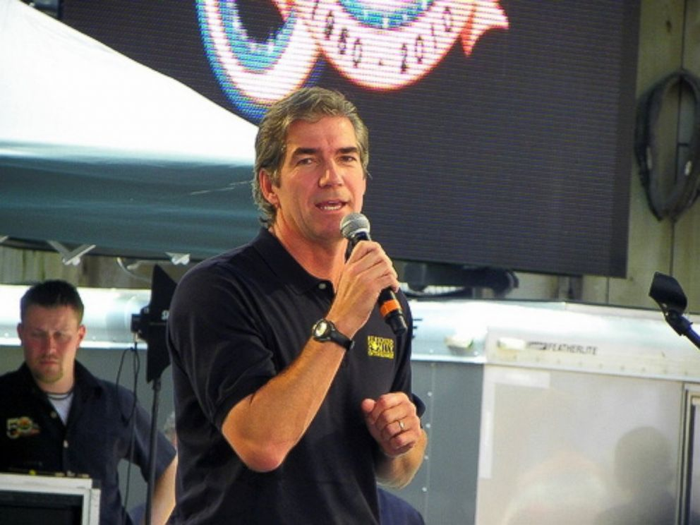 PHOTO: Joel Manby speaks at an event, June 26, 2012.