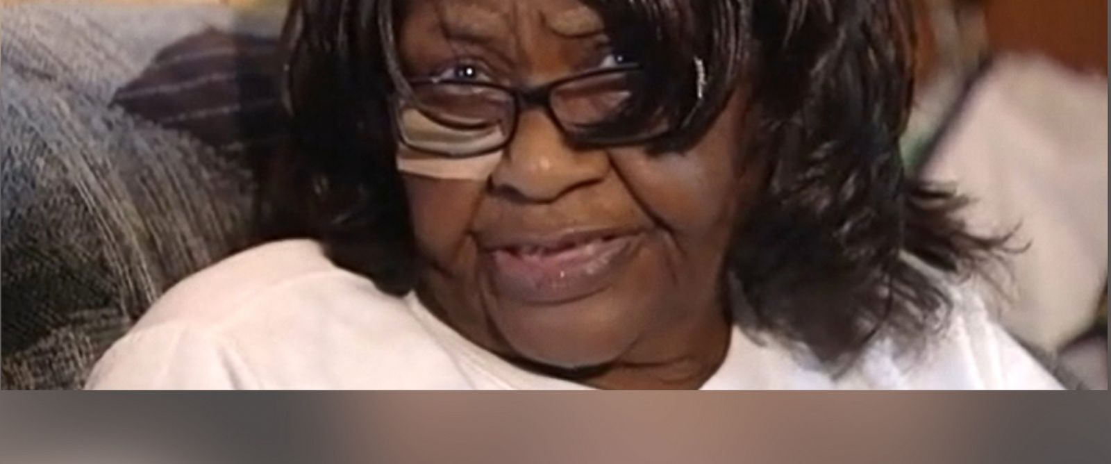 PHOTO: 83-year-old woman fought off an intruder with a stick and a pot of boiling water.