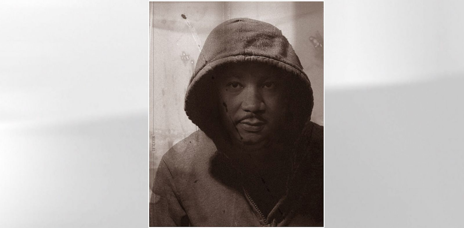 PHOTO: Artist Nikkolas Smith created this illustration of Martin Luther King, Jr. wearing a hoodie.