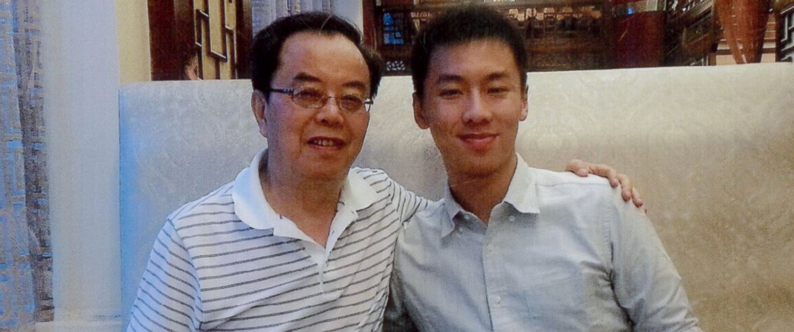 "PHOTO: Chun ""Michael"" Deng, right, is the Baruch College student who died during a 2013 hazing incident. Pennsylvania authorities recently brought charges against dozens of members of Pi Delta Psi Fraternity."