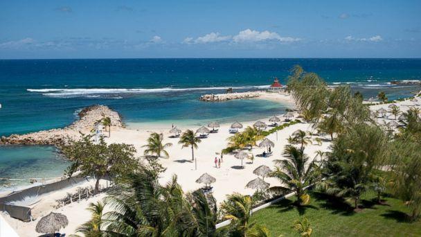 PHOTO: Runaway Bay, Jamaica.