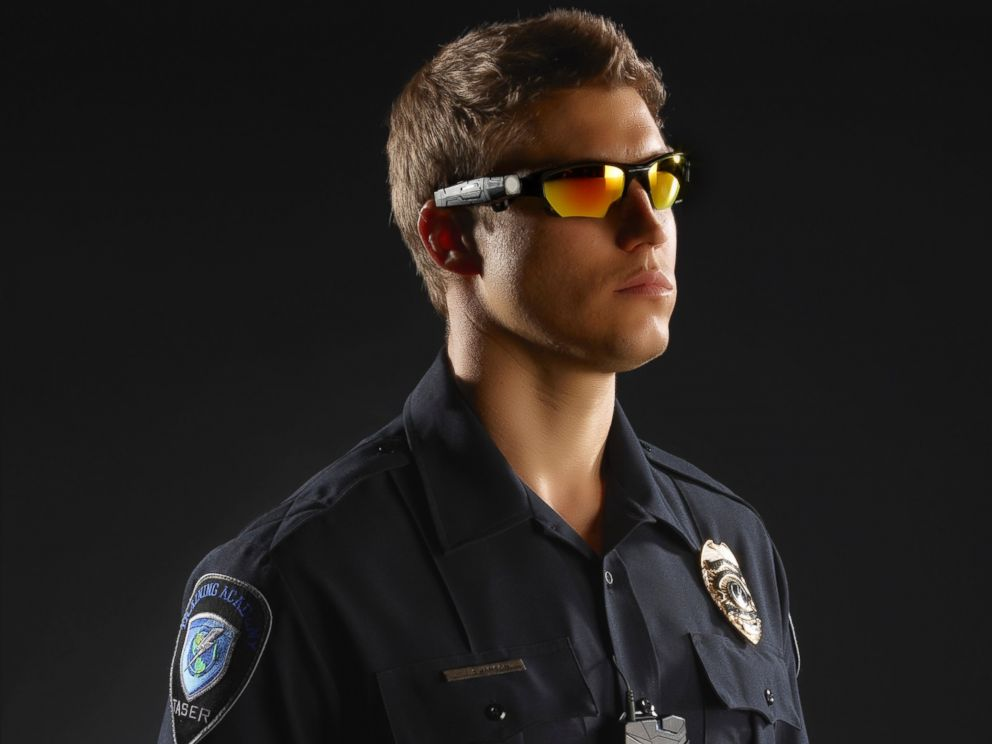 PHOTO: The AXON flex body camera is seen in this product photo.