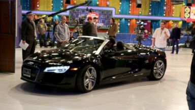 PHOTO: A Price Is Right winner became the biggest winner in show history after winning an Audi R8, Dec. 30, 2013.