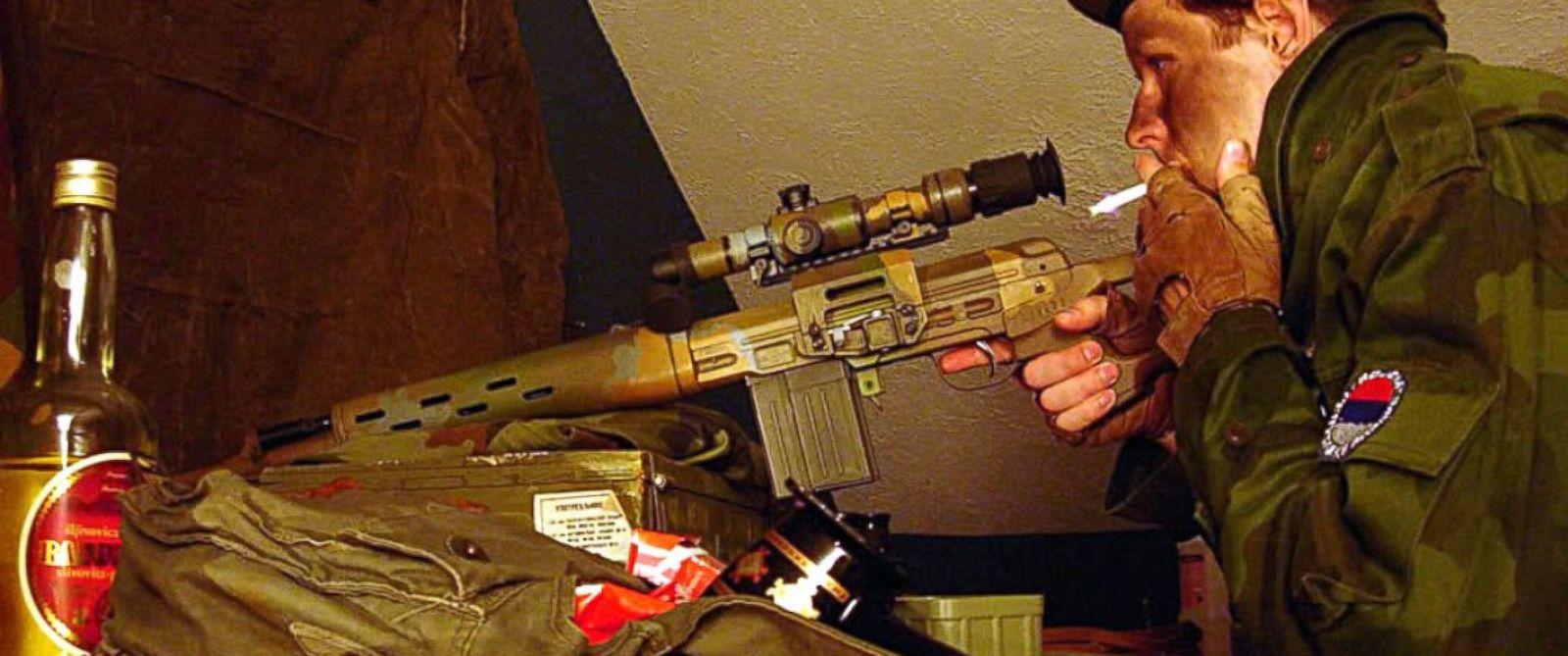 PHOTO: Pennsylvania cop shooting suspect Eric Frein in 2009.