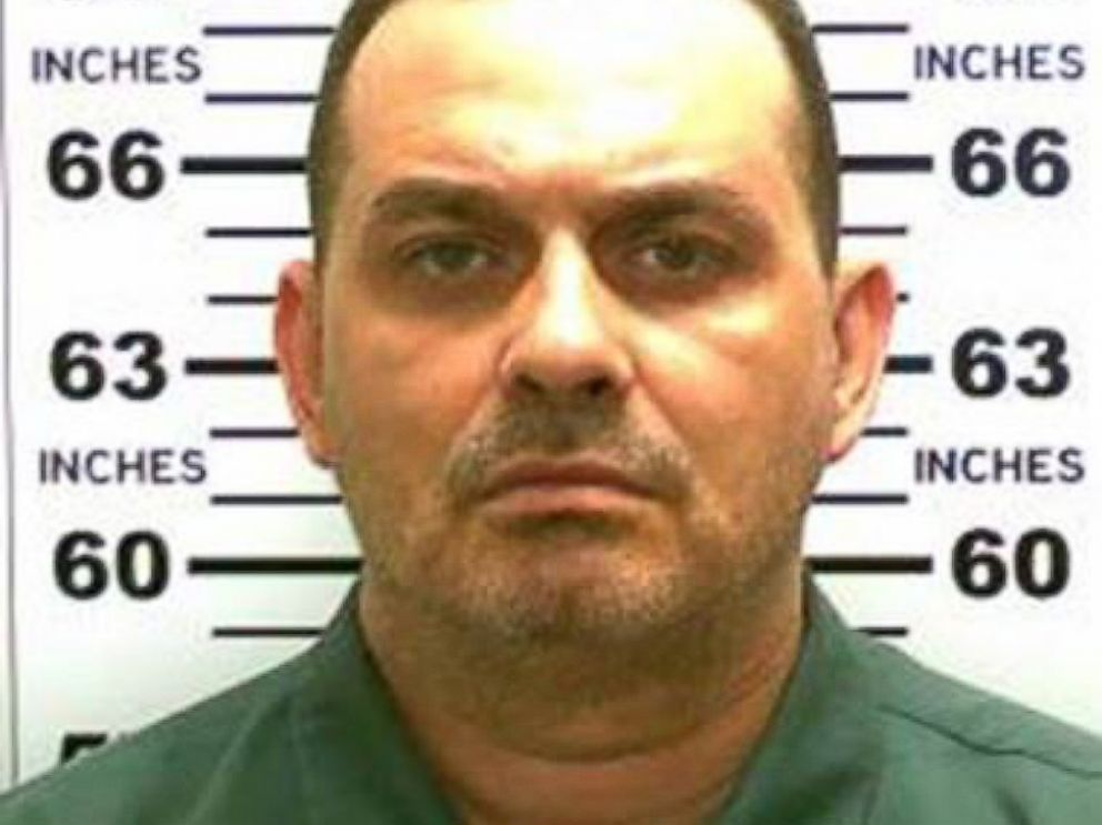 PHOTO: This undated photo released by the New York State Police shows Richard Matt.
