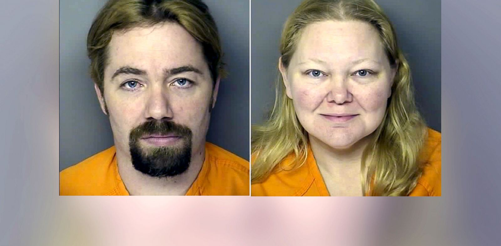 PHOTO: Sidney St. Clair, left, and wife Tammy Lorina Moorer were arrested in connection to the disappearance of missing South Carolina woman Heather Elvis.