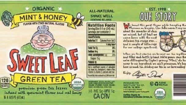 Sweet Leaf Tea Recalls 1 5 Million Bottles 6abc Com
