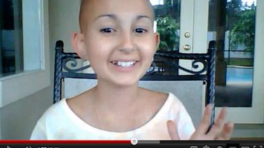 PHOTO: Talia Joy Castellano had been battling cancer since 2007.