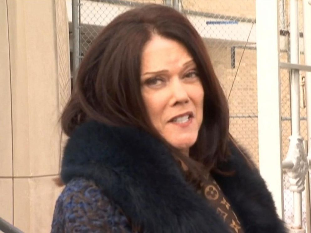 PHOTO: Kathleen Zellner, the new attorney for Steven Avery, discusses the Making a Murderer case with ABC affiliate WBAY-TV.