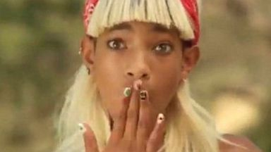 "PHOTO: Willow Smith appears in her new Melodic Chaotic music video, ""Summer Fling."""