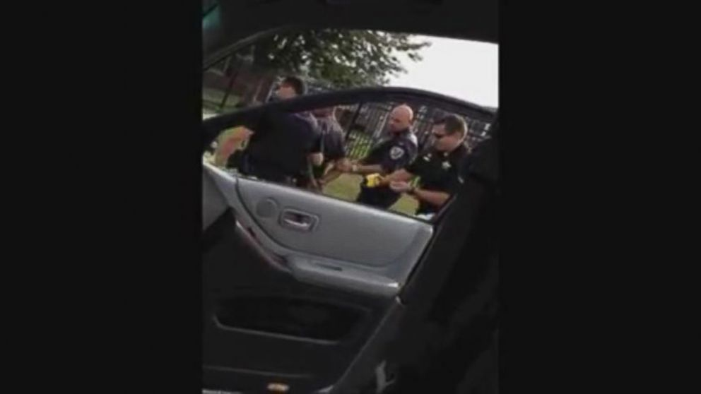 Pair Alleging Excessive Force by Police During Traffic Stop 'in ...