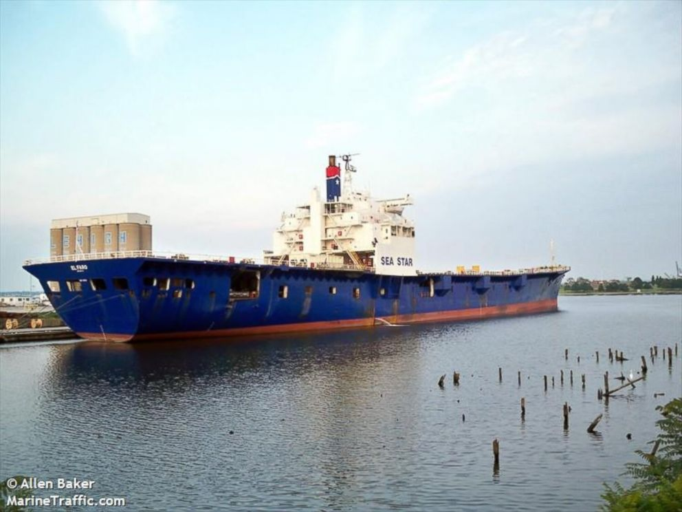 PHOTO: El Faro is pictured in this undated file photo.