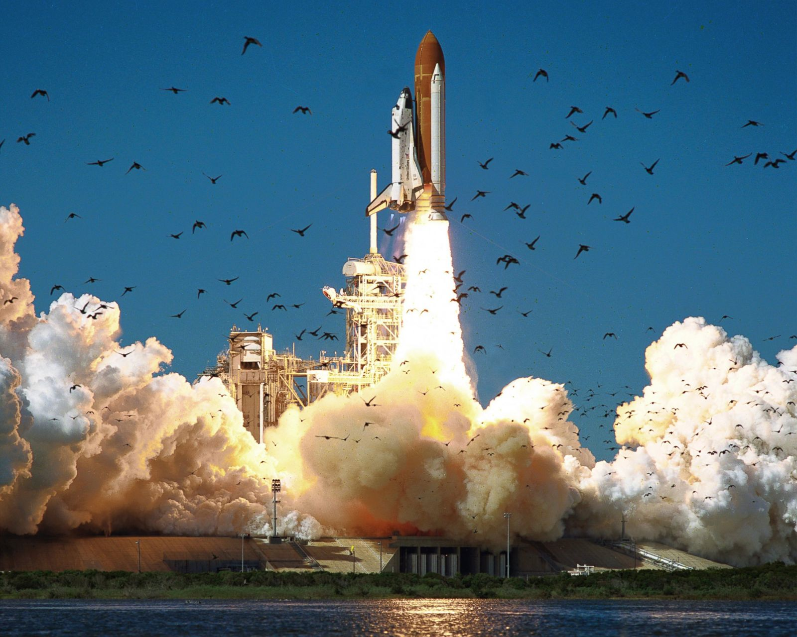 a look at the space shuttle challenger disaster : challenger disaster plays out on space shuttle challenger exploded as thousands watched the launch in a look back: challenger shuttle disaster.
