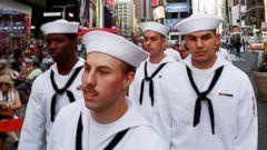 PHOTO: Fleet Week Hits New York