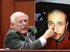 PHOTO: Dr. Vincent DiMaio describes the injuries of George Zimmerman