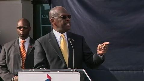 abc 111203 abc cain presser3 jt 111203 wblog Plan B: Herman Cain Says Hes Suspending Campaign