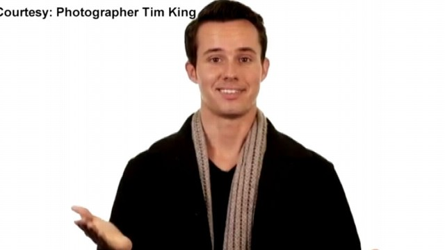 """VIDEO: Tim King, 27, of San Diego, is using the """"Details Matter"""" app to go on 30 dates in 30 days."""