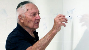 Calculating for 75 Years: Maryland Math Teacher Still at the Head of the Class