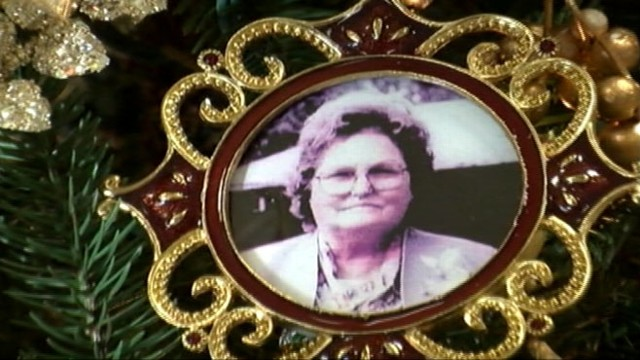 VIDEO: Lawyer wants a tree decorated with images of violent crime victims removed.