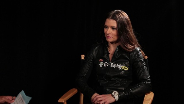 VIDEO: Robin Roberts sits down with the most successful woman in racing history.