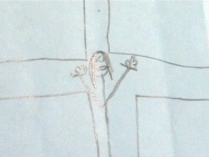 VIDEO: 8-year-old student is given a psychological evaluation after drawing a crucifix.