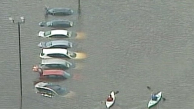 VIDEO: Duluth, Minn., Flooding is Worst Since 1970s