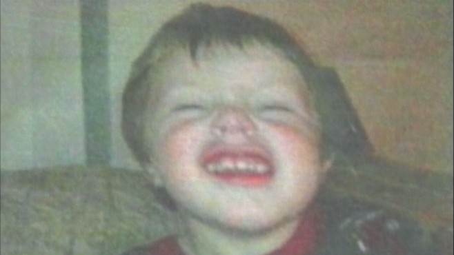 VIDEO: Arizona officials are conducting a search for two-year-old Syler Newton.