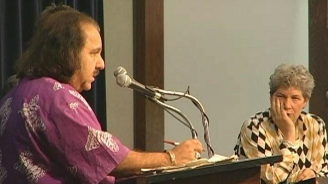 VIDEO: Ron Jeremy vs. Susan G. Cole