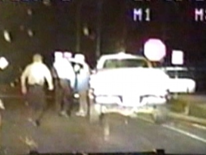 Video: 12-year-old leads police on a high speed chase.