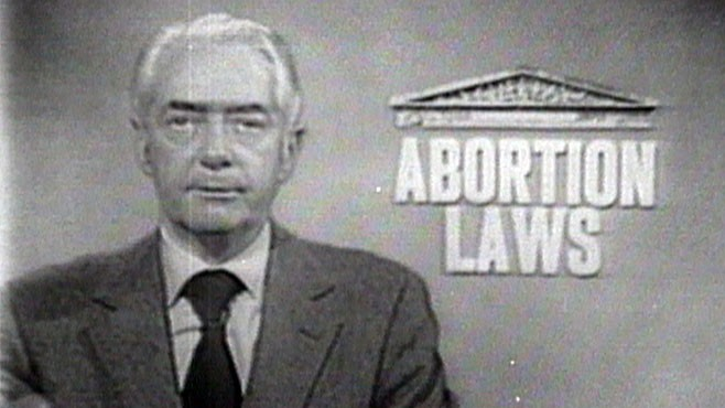 VIDEO: Roe V Wade Decision