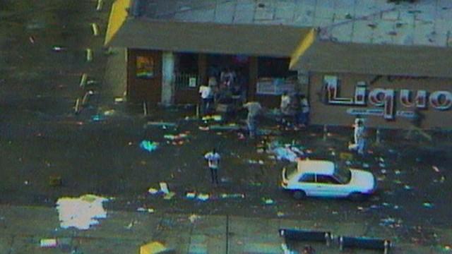 VIDEO: LA Riots 1992