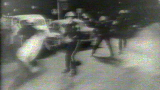 VIDEO: 1966: Racial tension in Los Angeles leads to five days of deadly riots in 1965.