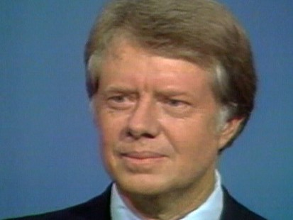VIDEO: Jimmy Carter at the DNC 1976