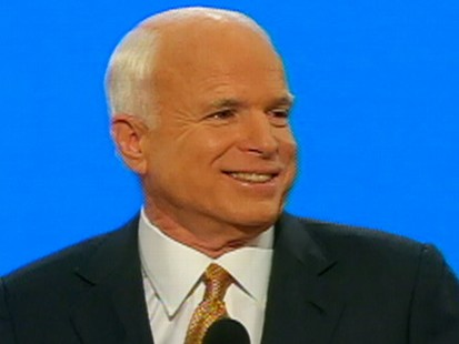 VIDEO: McCain Accepts GOP Nomination