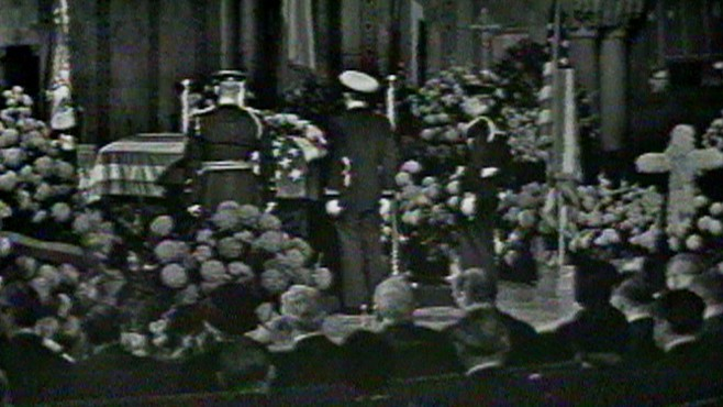 VIDEO: President Hoovers Funeral