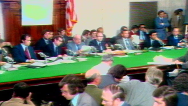 VIDEO: Televised Watergate Hearings Begin in Senate
