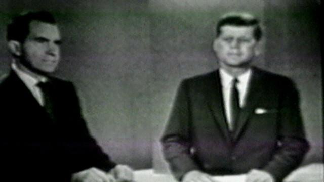 VIDEO: JFK and Nixon Debate