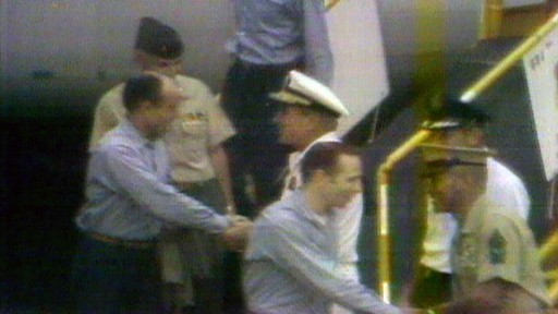 feb  12  1973  first pows return from vietnam video