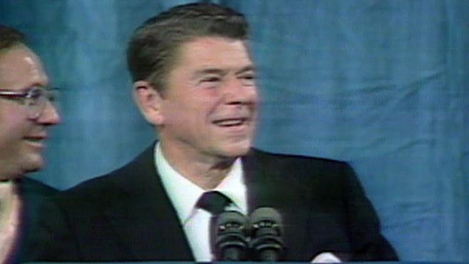 VIDEO: Ronald Reagan Wins 1980 Election